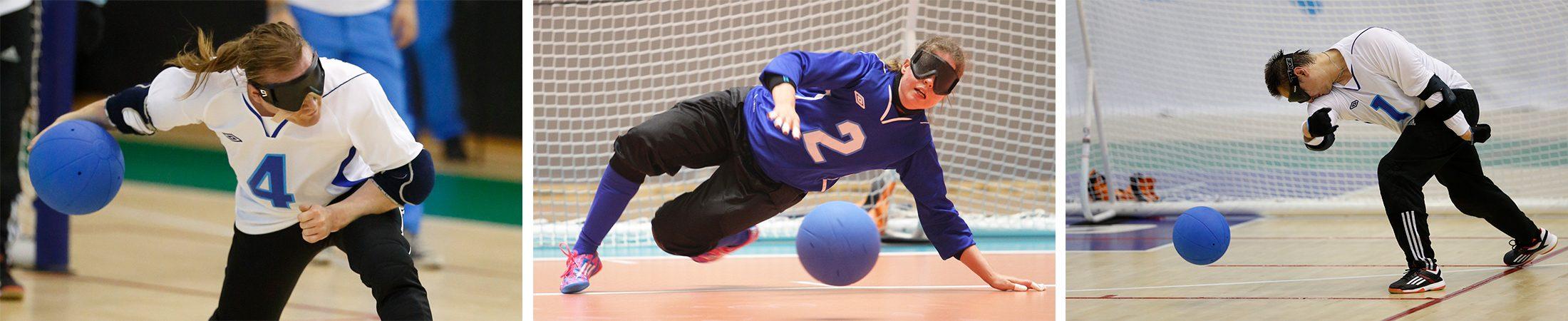 Goalball Finland